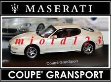 1/43 - Maserati 100 Years Collection : COUPE' GRANSPORT [2004] - Die-cast