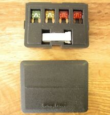 vintage glove boxes for cadillac deville ebay rh ebay com Old Electrical Fuse Panels Fuse for Older Home
