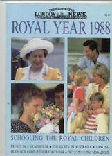 The Illustrated London News Royal Year 1988, Very Good Books