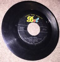 Dot Records Lonnie Donegan - Aunt Rhody/Does Your Chewing Gum ... Vinyl Record