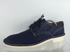 John Varvatos Mens Dark Blue Shoes 13 M