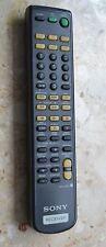 SONY RM-U303 RECEIVER Original Fernbedienung * Remote Control