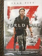 World War Z DVD Region 1