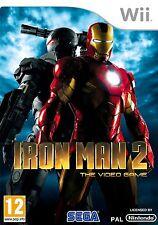 Nintendo Wii Game Iron Man 2