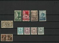 brussels universal exposition 1935  stamps   ref r12003