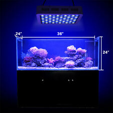 180W LED Aquarium Dimmable Fixture Light For Marineland Tank Fish Coral Reef SPS