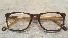 625480c290 Warby Parker Welty 200 Eyeglass Frames Whiskey Tortoise 52 18 145 New