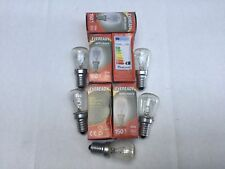 5 x Electrolux Fridge FREEZER Lamp Light Bulb Globe ETE4200SB ETE4200SB*01