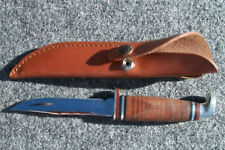 Case 3 Finn SS - Fixed Blade Knife and Sheath - Beauty!