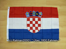 Fahnen Flagge Kroatien - 60 x 90 cm