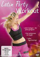 DVD / LATIN PARTY WORKOUT - HIER KOMMT DER KULT; FETT VERBRENNEN MIT SPASS  (WV)