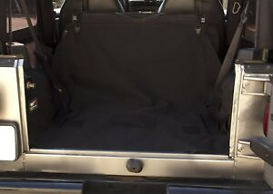 Fits Jeep Wrangler TJ 97-06   Covers Rear Cargo  13260.11