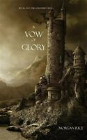 Vow of Glory, Paperback by Rice, Morgan, Brand New, Free P&P in the UK