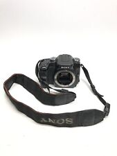 Sony Alpha A100K 10.2MP Digital SLR Camera, BODY ONLY!