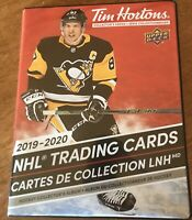 TIM HORTONS 2019-2020  UPPER DECK BASE SET 1-120 U PICK WHAT U NEED HOCKEY CARDS