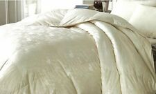 Holland White Goose Down Comforter Queen
