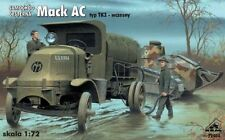 RPM 1/72 Mack AC Type TK3 Fuel Truck # 72404