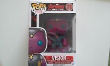 MARVEL,AVENGERS,ultron,VISION,pop,funko,neuf,mark 43
