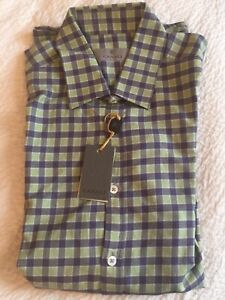 Canali - Mens Shirt - Brand New With Tags - RPP £130