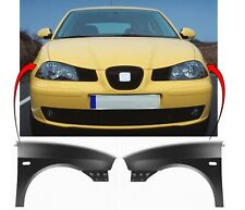 Seat Ibiza 2002-2008 Front Wing Primed Pair Left & Right New Insurance Approved