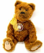 "Collectable CHARLIE BEARS ""HARRY"" Ginger Fur JOINTED Teddy Bear CB06100 - W20"
