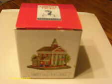 Liberty Falls  Americana Collection Liberty Falls Post Office - AH107 New In Box