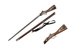 Robert E. Lee Civil War Rifle Sword