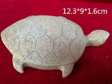 Free Shipping Chinese jade Liangzhu Culture turtle