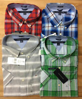 Tommy Hilfiger men's shirt with short sleeves  - summer shirts - L / XL