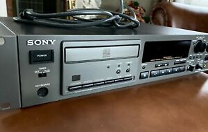 Sony CDR-W66 Professional CD Recorder (Rare)