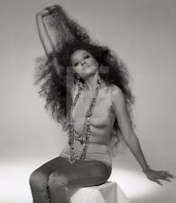 Diana Ross 11x14 PHOTO Embossed By Harry Langdon HA14