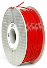 Verbatim 2.85mm Red PLA 3D Printer Filament, 1kg