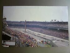 1993 Indy 500 CART Race Print, Picture, Poster RARE!! Awesome L@@K