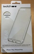 TECH 21 PURE  CLEAR  IMPACT CASE IPHONE 7 Plus / iphone 8 Plus