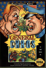 General Chaos Sega Genesis Great Condition Fast Shipping