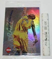 "1996 Collector's Edge Key Kraze Shareef Abdur-Rahim #1 Rookie Gold Jumbo 5""x7"""