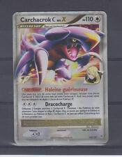 CARTE POKEMON ULTRA RARE- Carchacrok C niv.X 145/147 VF