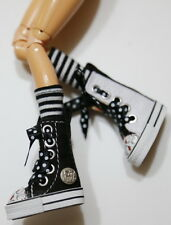 Custom Sneakers w/Hello Kitty For Blythe/Pullip/Monster High/Lalaloopsy - SN337