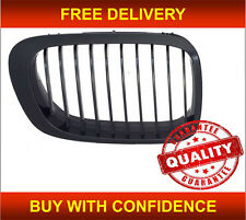 BMW 3 E46 COUPE CONVERTIBLE 1998-2003 FRONT KIDNEY GRILLE BLACK DRIVER SIDE  NEW