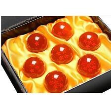1 set 3.5 CM Box 7 Stars Crystal Ball Set of 7 pcs Dragon Ball Z Dragonball