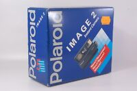 Vintage camera black Polaroid Image 2 Boxed with instructions Ref.:1611152
