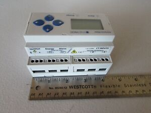 VERIS Enernoc DIN Rail Mount Compact Power Meter E50C2A-E5 E50 Series Made in US