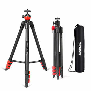 Smartphone Tripod T60 Aluminum Travel Stand Phone Mount For iPhone Sumsung TCL