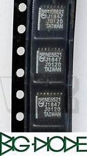 NE5521D LVDT signal conditioner Philips SOL16