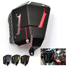 Radiator Water Coolant Resevoir Tank Guard Cover for YAMAHA MT FZ-07 13-16 2015
