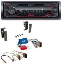 Sony USB AUX MP3 Bluetooth Autoradio für Audi A2 A3 8L A4 B5 A6 C5 Aktivsystem