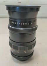 Pentacon f2.8 / 135mm Lens (ourcodeRP)