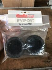 Vintage Corally Racing Team 1/10 Scale Wheels With Tires