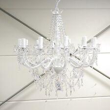 Impressionen Hänge Leuchte Deckenleuchte Pendel Lampe silber