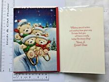 Single Teacher Christmas Cards Suitable for All In 14 Designs
